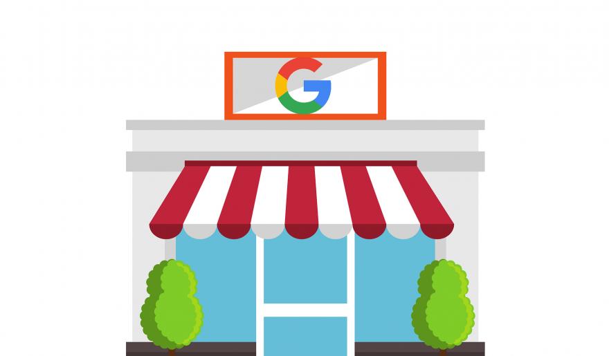 Wizytówka Google Moja Firma