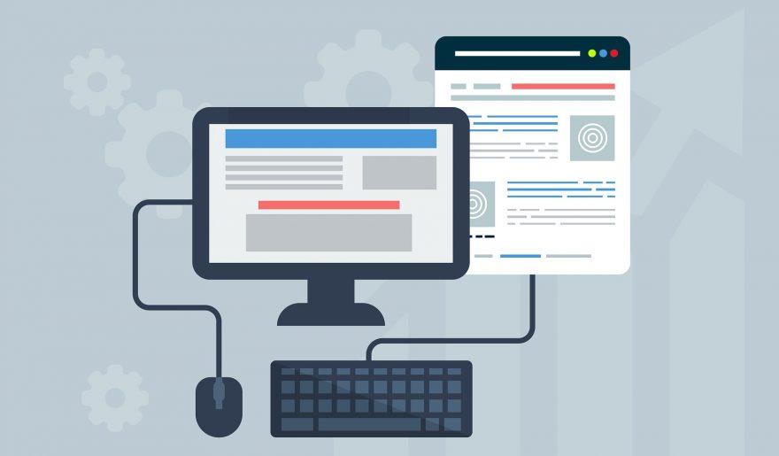 Jak stworzyć stronę internetową: gotowy szablon czy indywidualne dopasowanie? Poradnik