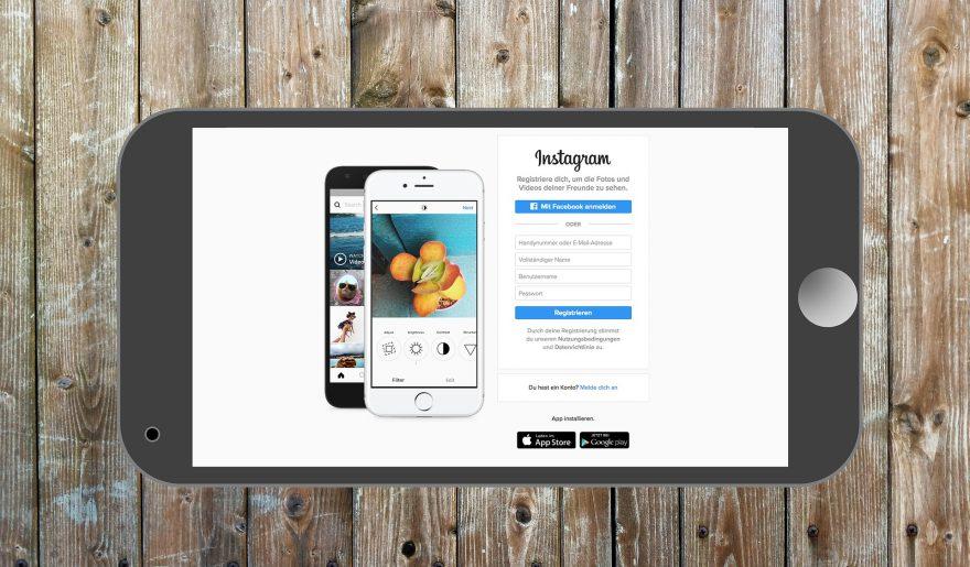Reklamy na Instagramie i ich rodzaje